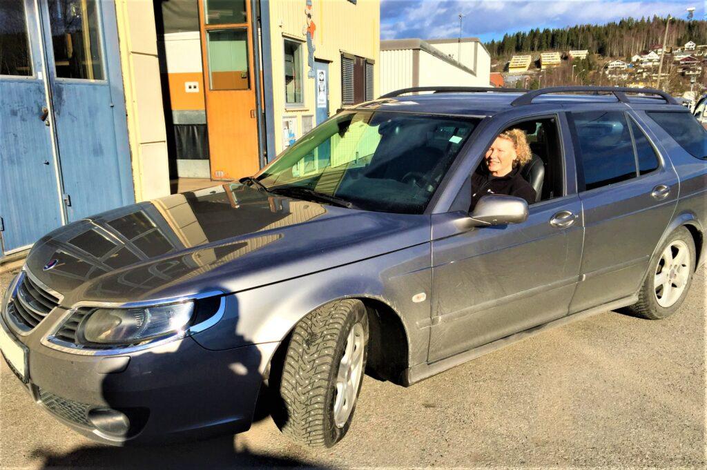 Aasum Bil er gode på service