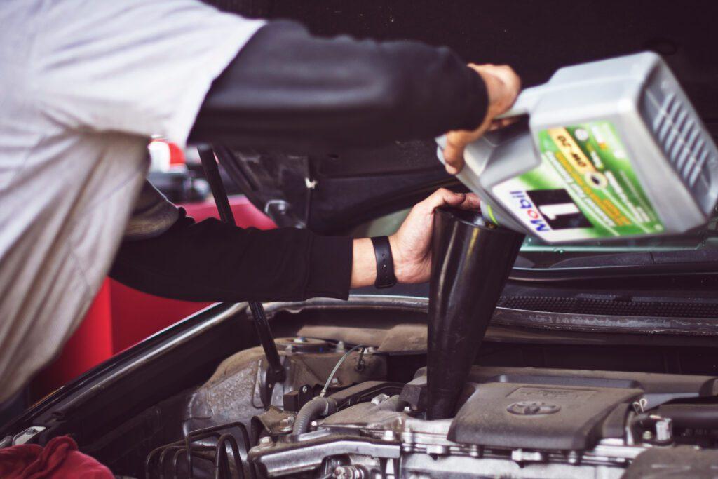 Enkle vedlikeholdstips for bilen din